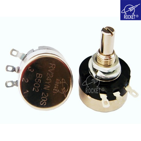 lever potentiometer