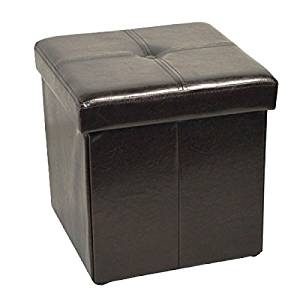Pair Arcade Cocktail Table Game Machine Ottoman Storage Seats, Gloss Black