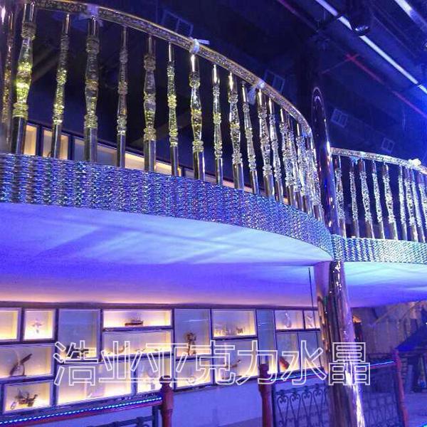 Foshan Factory Glass Railing Glass Balustrade Glass Handrail