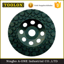 High End Performance Granite Porcelain Tiles Diamond Grinding Wheel