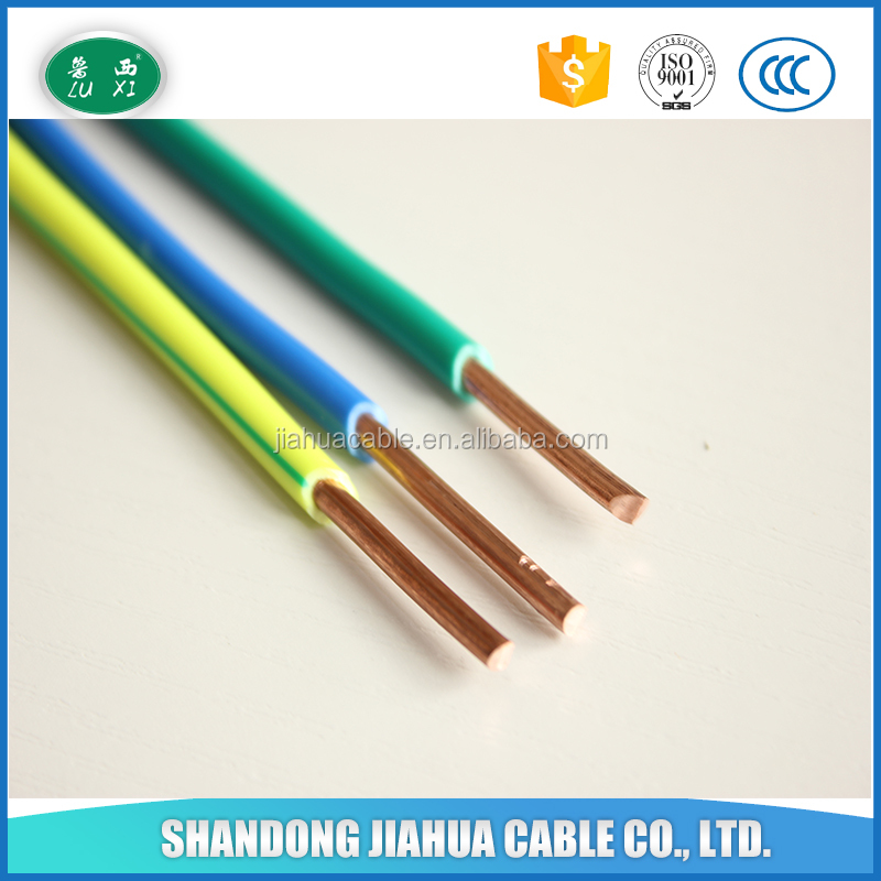 House wiring cable standards
