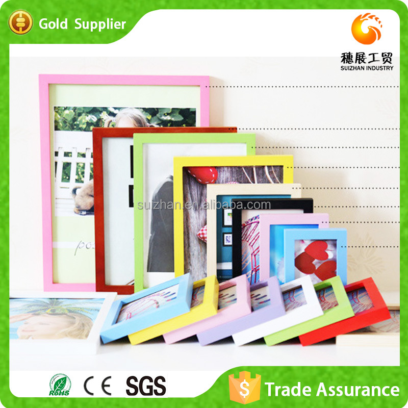 manufacturer supply picture frames 12x18 with home decoration
