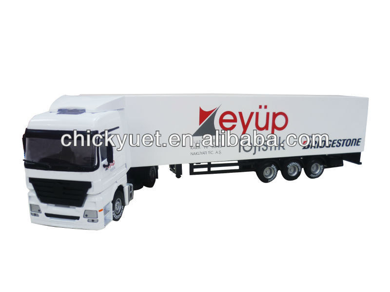 1-50 scale alloy promotional truck gift