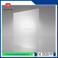 opaque color 2mm white pmma acrylic for guide light plate