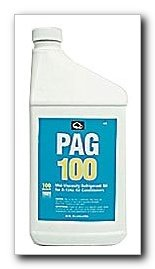 R-134a Mid-Viscosity PAG Oil, 32 oz. (492)
