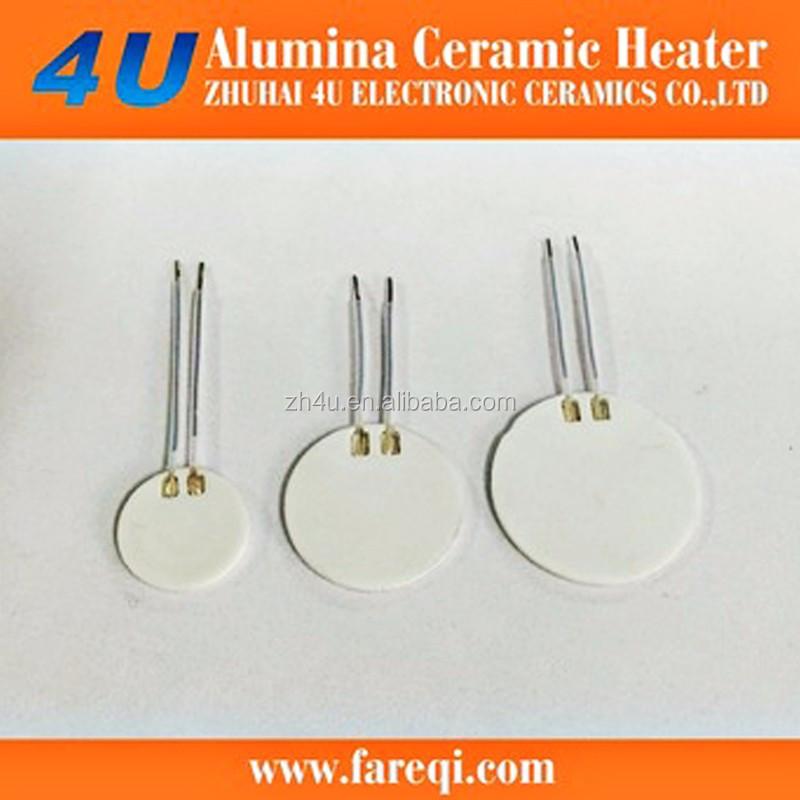 Mini Disc 12v Ceramic Heater Usb Heating Element Micro