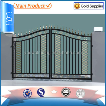 Wrought iron house gate designs main gate colors buy for Main gate designs for farmhouse