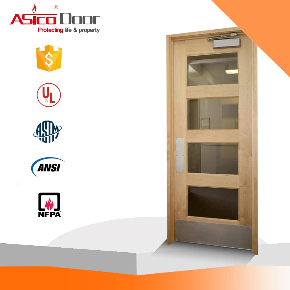 Asico Fire Rated Pocket Door Ul Certified Buy Interior Pocket