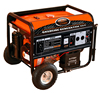 Best price and quality Petrol generator with wheels and handles .