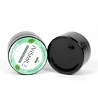 Food-grade Activated Carbon for Deep Cleaning and Whitening of Teeth Mint Rose Orange Flavor Teeth Whitening Powder