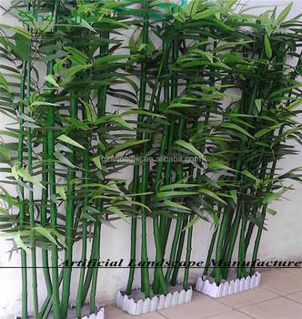 China Manufacturer Make Fake Decorative Green Artificial Indoor