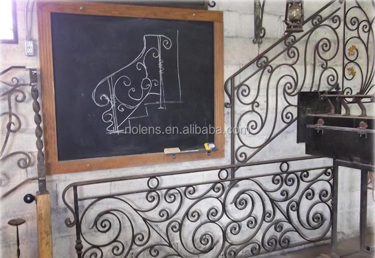 Wrought Iron Home Backyard Gates For Sale