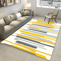 China modern 3d carpet design contemporary design living room floor hotel Hand tufted persian wilton carpet and rugs