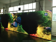 Hd P6mm indoor full color stage led display used in California
