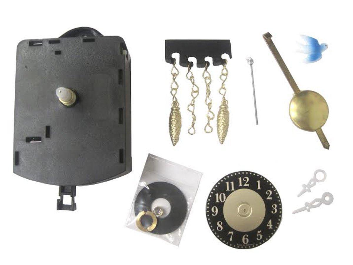 Buy Cuckoo Clock Replacement - Clock Repair Parts Kit - German Made