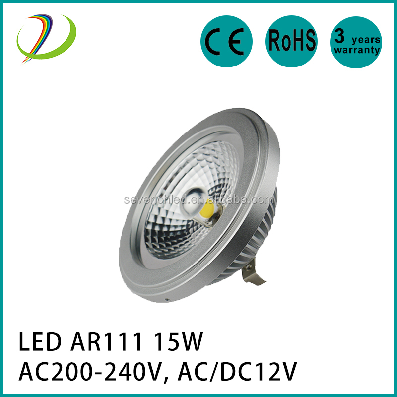 Replace 100w Halogen Ar111 Led Ar111 Gu10 15w