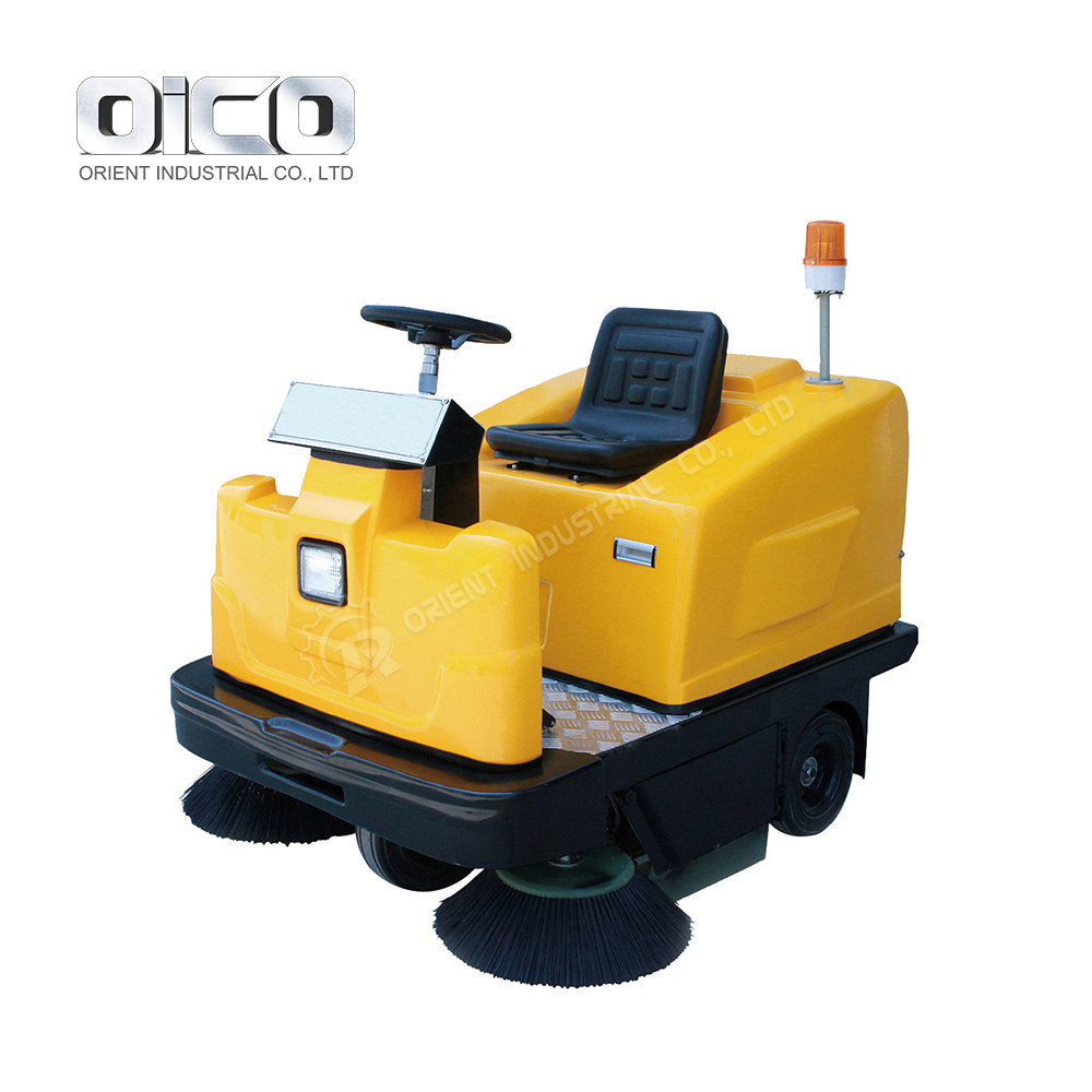 Warehouse Sweeper Ride On Road Sweeper Ground Cleaning Product Concrete Floor Cleaning Machine