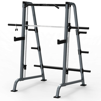 Custmosized fitness gym equipment adjustable manual squat rack