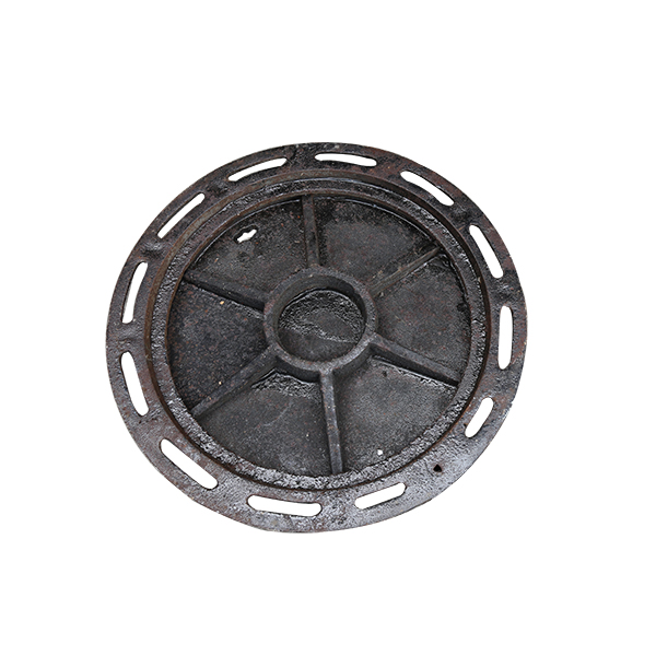 ductile iron recessed type septic tank manhole cover