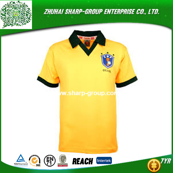 Wholesale custom professional soccer jersey