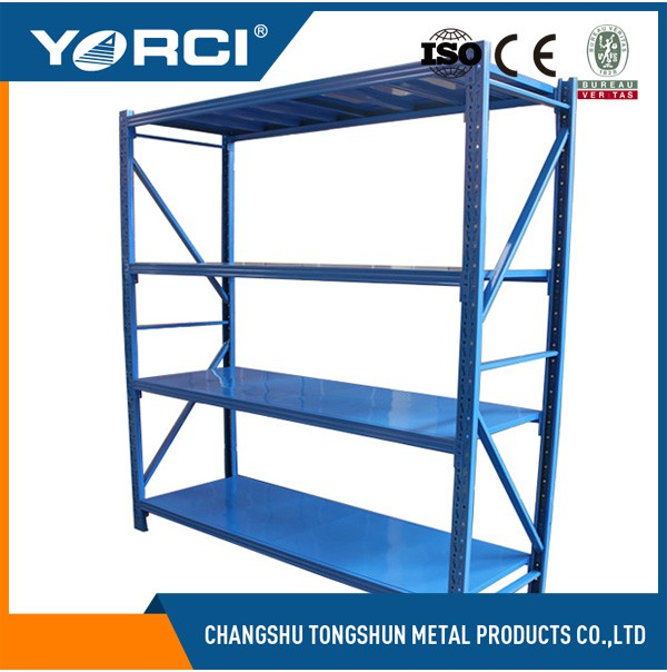 Warehouse racks Light duty Home Storage Solutions Boltless shelf units