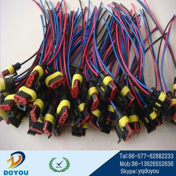 Phenomenal Amp 282087 1 Custom Wiring Harness Cable Assembly Manufacturer Wiring 101 Archstreekradiomeanderfmnl
