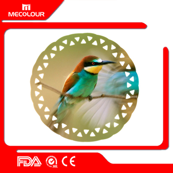 sublimation blank christmas ornament,dye sublimation ornament blanks, View  ceramic tiles, Mecolour Product Details from Shanghai Mecolour Digital
