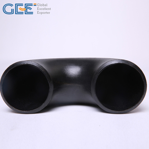 Carbon steel Pipe Fittings A234 WPB 120 Degree Elbow