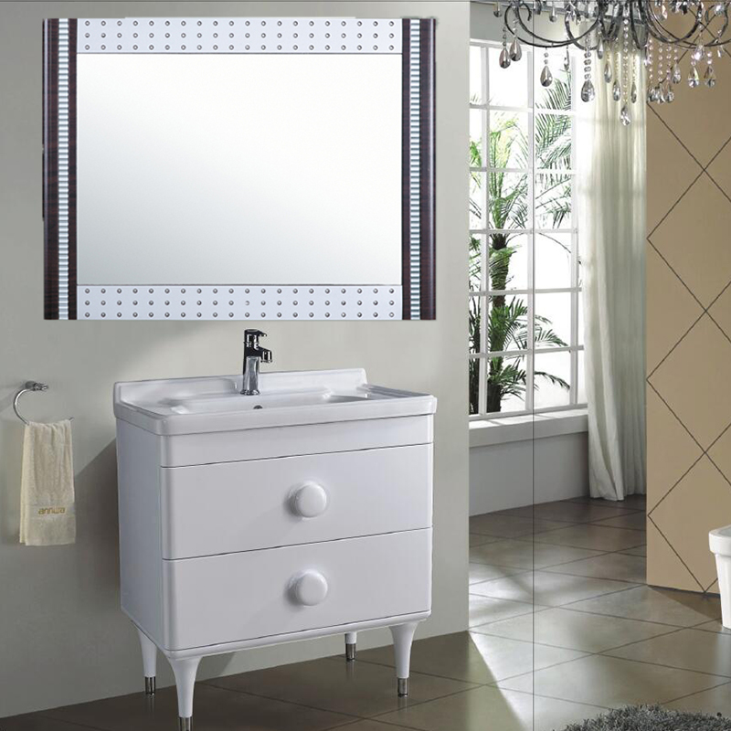 Self Adhesive Bathroom Mirror, Self Adhesive Bathroom Mirror Suppliers And  Manufacturers At Alibaba.com