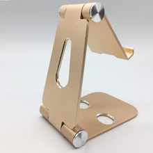 Aluminum table use flexible rotatable tablet pc stands gadgets new hot rubber wholesale