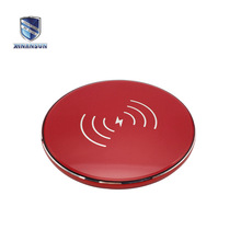 new product round shape small wireless charging