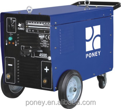 PONEY welding machine 3phase DC MMA-4250/4300/4400/4500