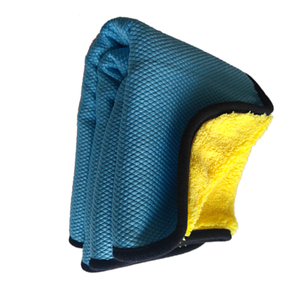 Tissue non-woven Microfiber cleaning cloths