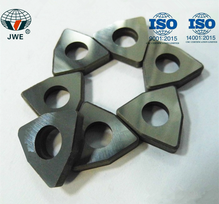 tungsten carbide inserts for drilling and milling machine from jwe