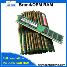 Fast delivery ETT-chip 800mhz 4gb ddr2 ram stick