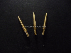 Dental laboratory used brass dowel pins