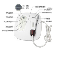 Home use removal/ permanent laser hair removal cost portable mini shr ipl machine