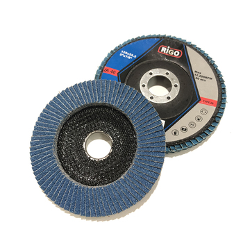 customized abrasive Flap Disc Disk with Fiber glass Base sanding flap disc