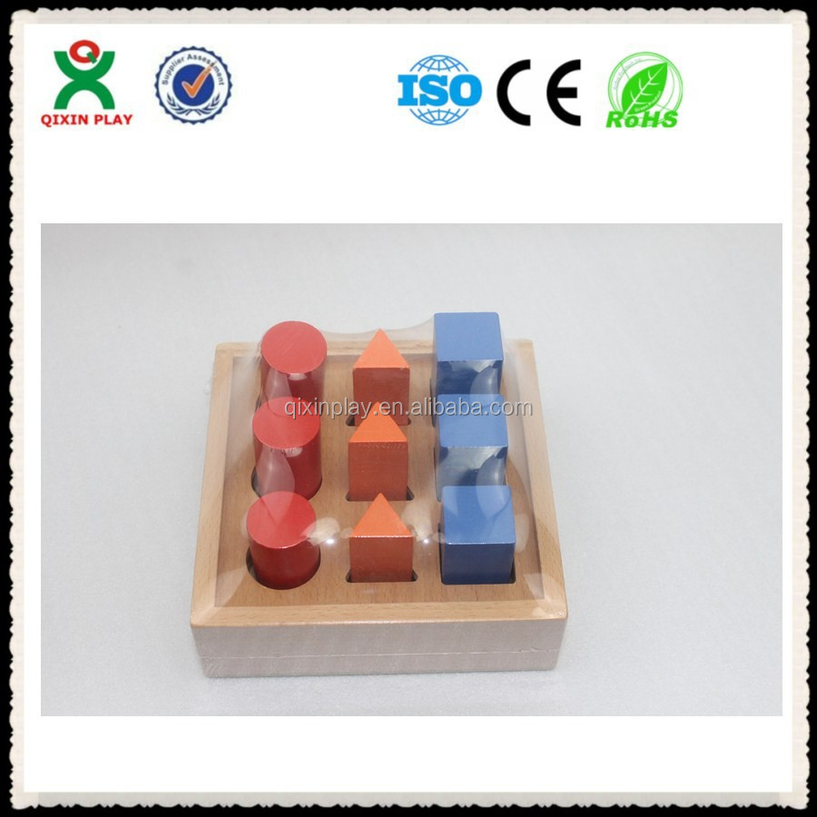 montessori arabic material/ discovery kids toy/plastic children toy for guangzhou QX-MTSL09