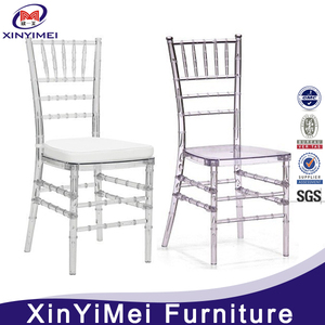 durable acrylic outdoor plastic/resin tiffany/chiavari chairs for sale