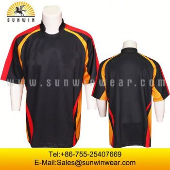 Custom Design Rugby Top Rugby League Jerseys Springbok Rugby Jersey