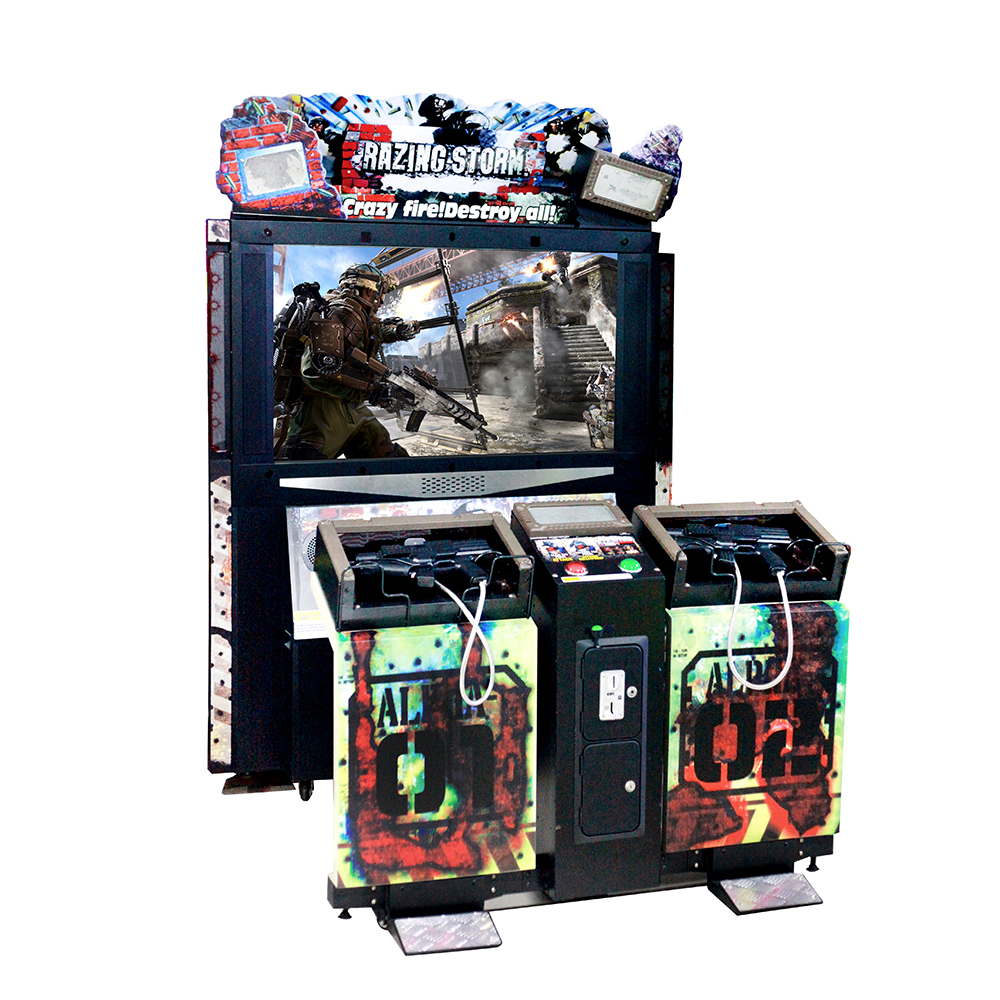 coin operated video <strong>games</strong> 55 inch Razing buy arcade machines