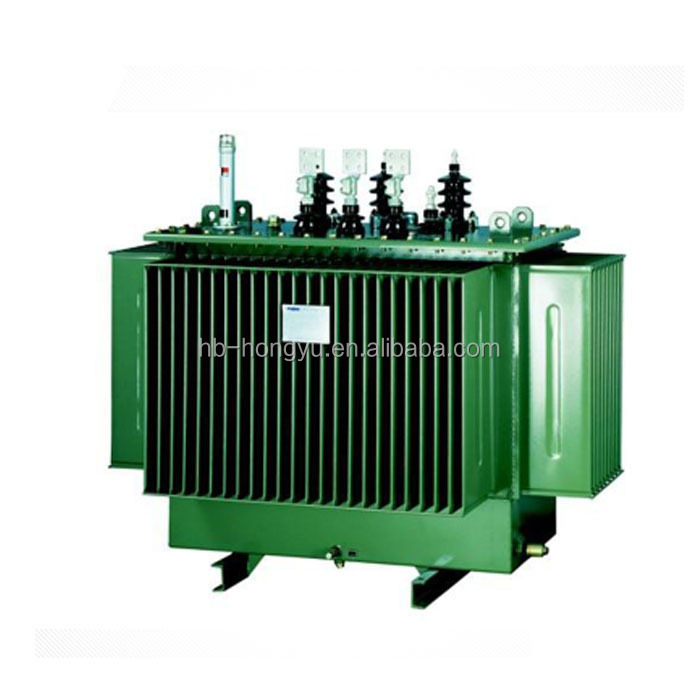 S9 Oil Immersed Power Isolation Neutral Earthing 25kva transformer