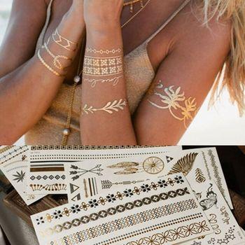 Tatuajes Pegatina venta al por mayor auto-adhesivo pegatinas tatuaje máquina