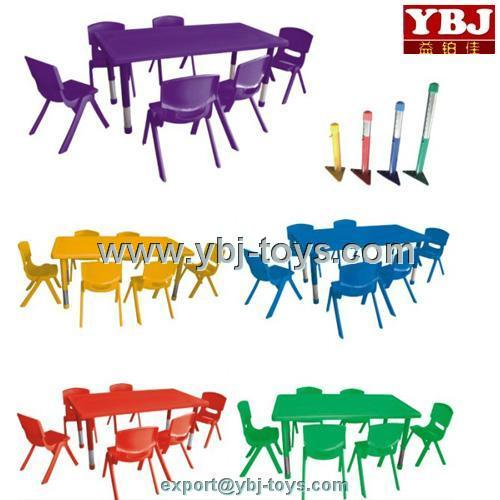 Amazing selling wholesale prices plastic tables and chairs
