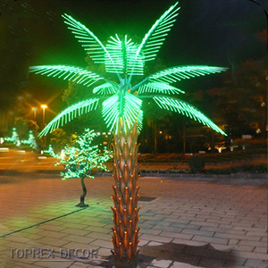 Outdoor Lighted Palm Tree Supplieranufacturers At Alibaba