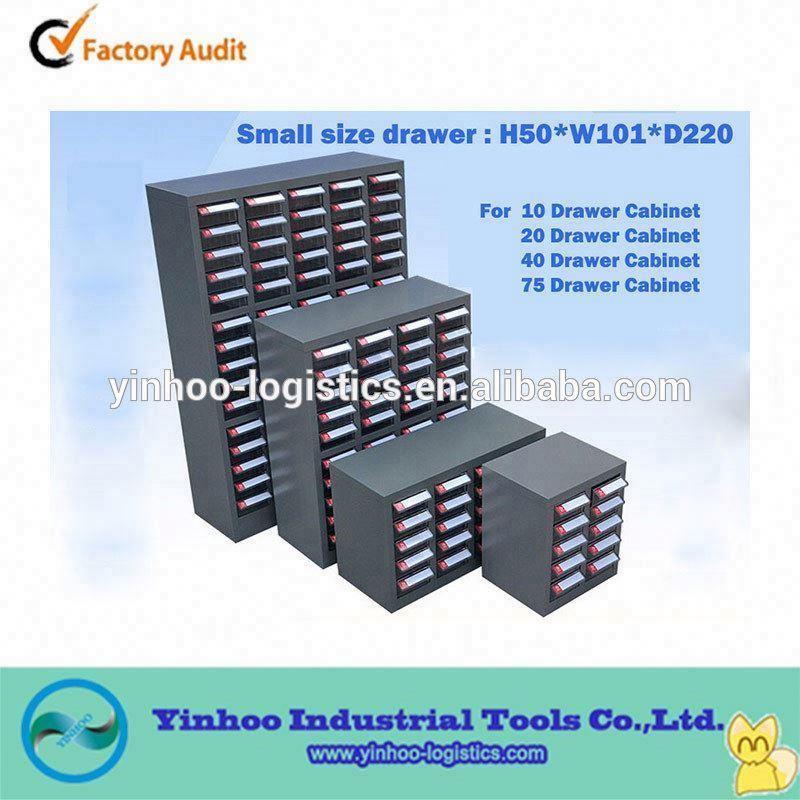 wholesale utility drawer organizer tool cabinet for screws nails beads