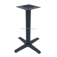 Furniture accessories fittings granite table bases for glass tables with 4 feet QE32