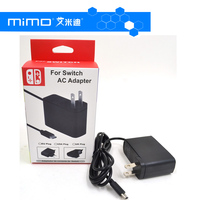AC Power Adapter Adaptor Charger for Nintendo Switch Console