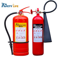 9kg co2 halotron fire extinguisher/fire safety extinguisher